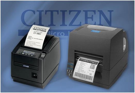 impressoras termicas e impressoras pos citizen