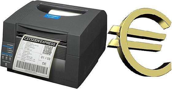 Impressoras Etiquetas preço