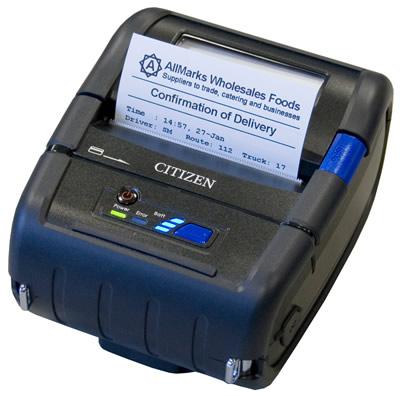 Impressoras Portáteis
