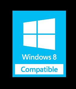 Compatível com Windows 8
