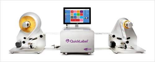Impressoras de Etiquetas a cores