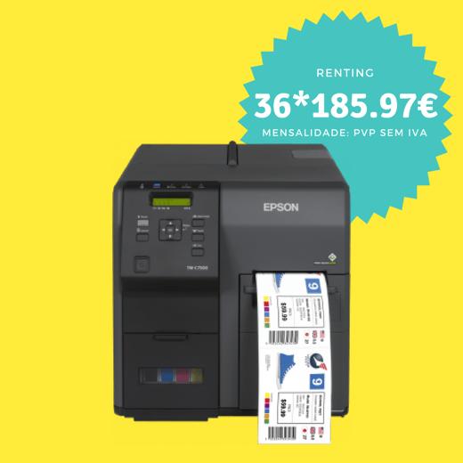 Epson ColorWorks C7500 1