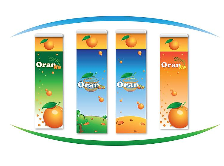 Cartons of orange juice isolated over white.jpeg