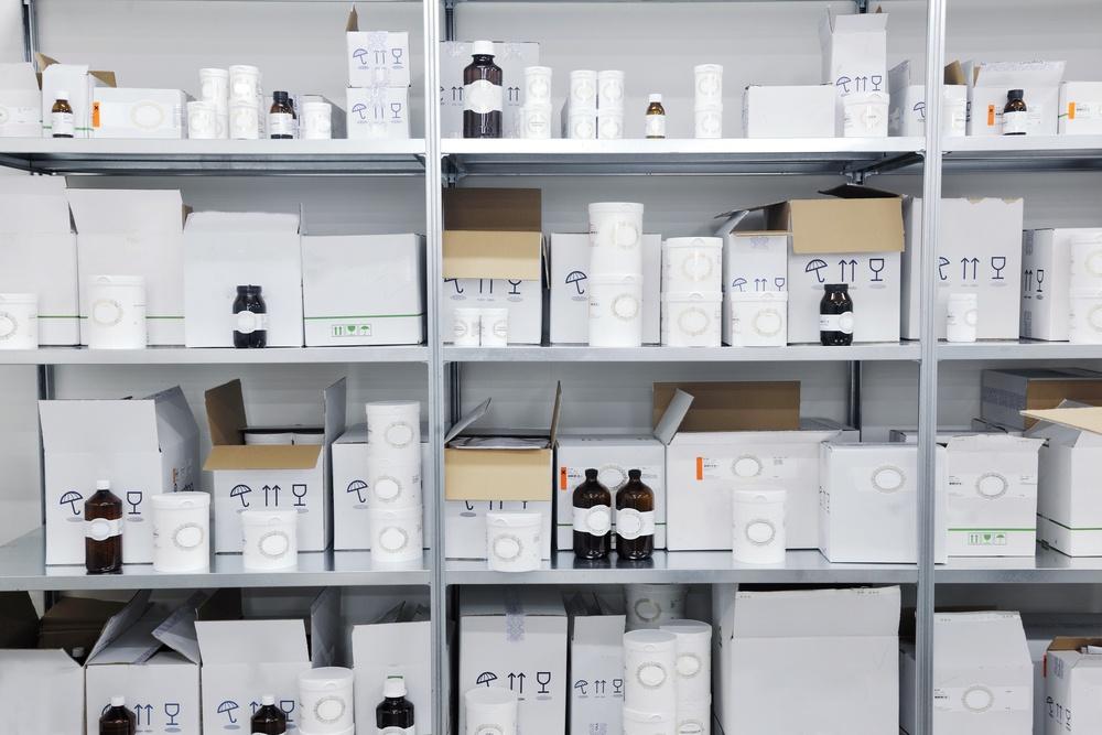 Rotulagem Segura e Fiável Para o Setor Farmacêutico
